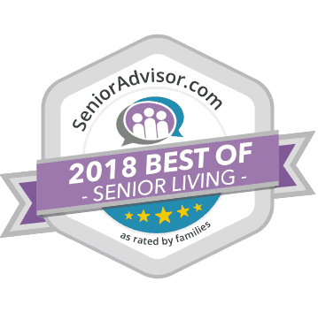 2018 Senior Advisor Award