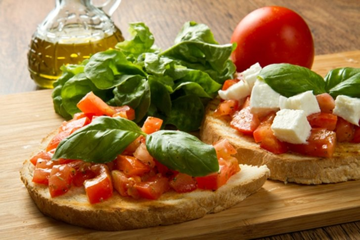 3 fun twists on bruschetta for About italian cuisine