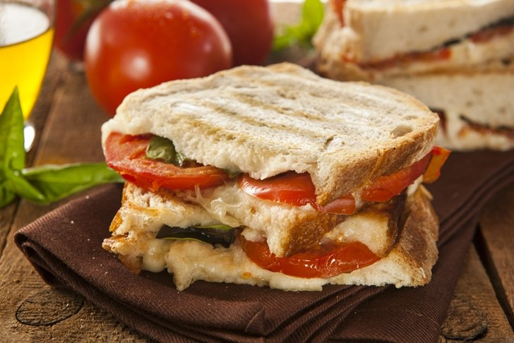 Celebrate National Grilled Cheese Month With Healthy Sandwich Variations
