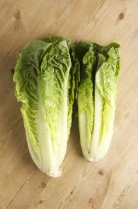 Eating romaine lettuce could help you look younger