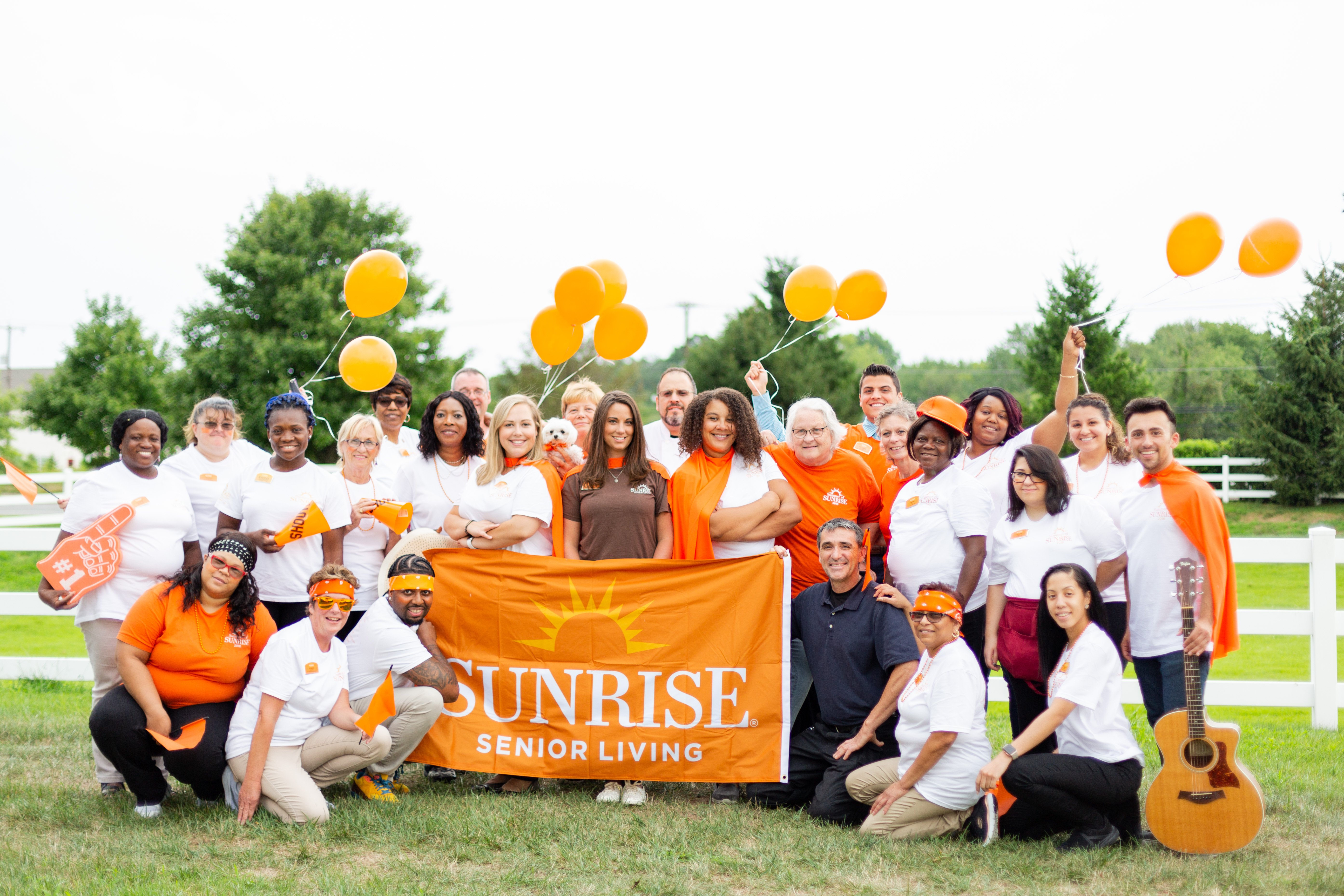 Great Place to Work® and Fortune Rank Sunrise among Best Workplaces in Aging Services for Second Consecutive Year