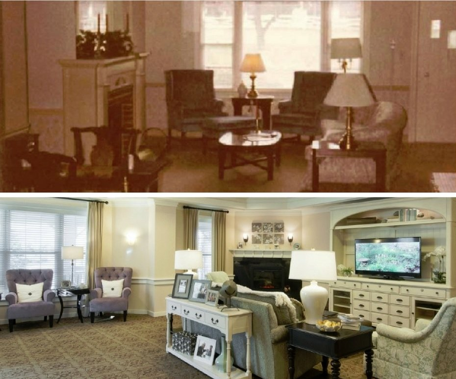 creating the comforts of home a look at sunrise senior friendly design