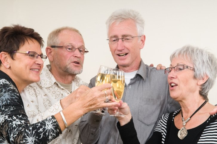 How To Host A Senior-Friendly New Year's Party At Your ...