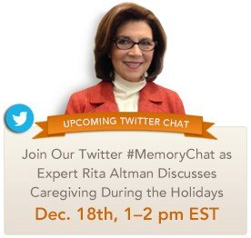 Did You Miss Our Holiday #MemoryChat With The Care Team?