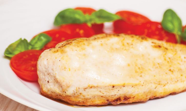 A Sunrise Recipe: Chicken Caprese