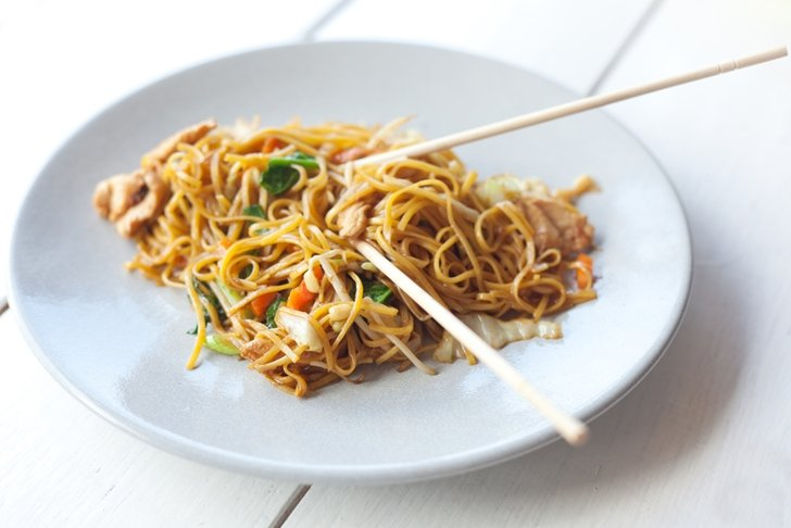 Easy And Healthy Pad Thai To Make At Home