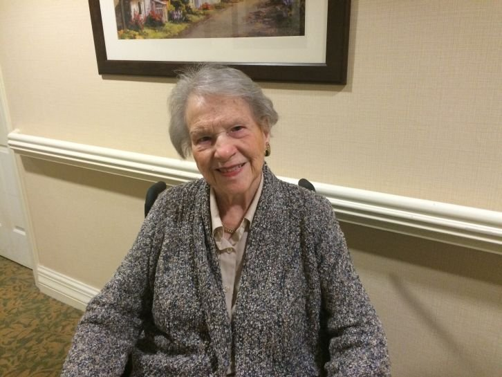 Brighton Gardens of Raleigh NC Recognizes Special Resident
