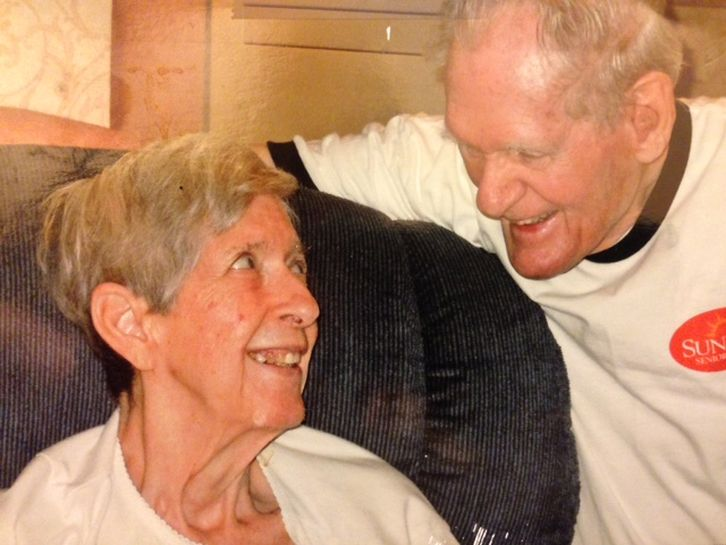 Stories of Enduring Love: Eleanor and Jerome Hensby, 63 Years Strong
