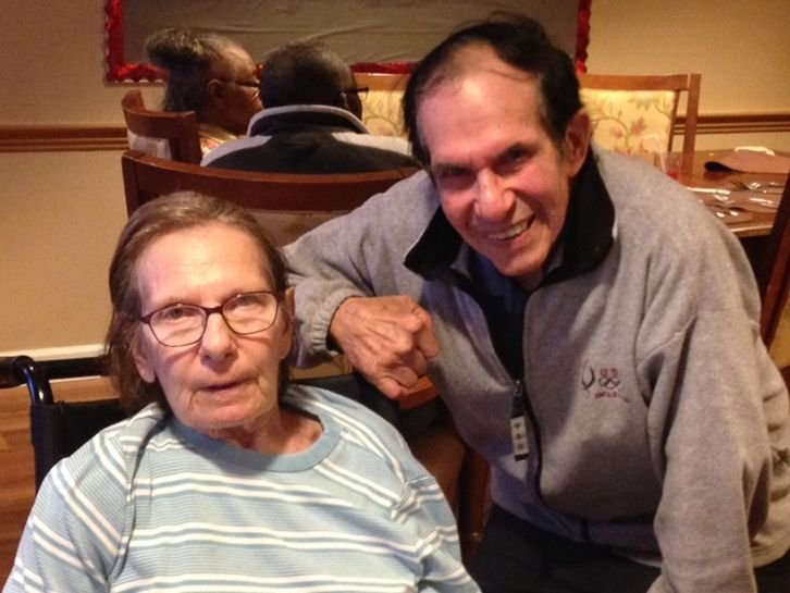 Stories of Enduring Love: Melvin Trosch, 64 Years Strong