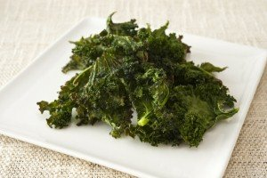 Kale Chips Are Healthy Alternative To Salty Snacks