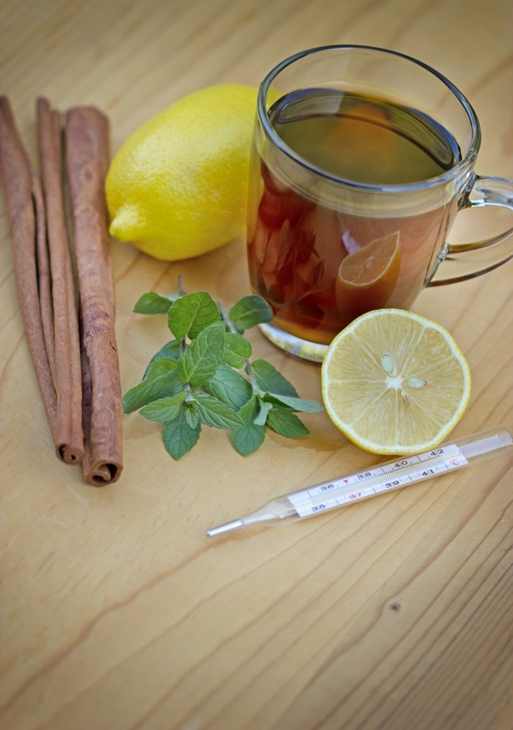 3 Teas To Soothe Your Sore Throat