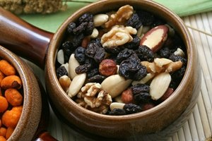 Trail mix to boost brain power