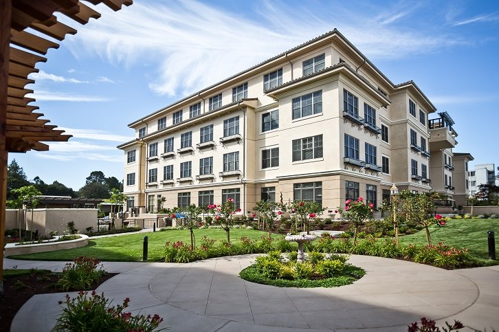 Sunrise's Newest Community In Burlingame, CA, Opens Its Doors!