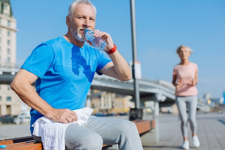 Why Are Seniors at Higher Risk for Dehydration?