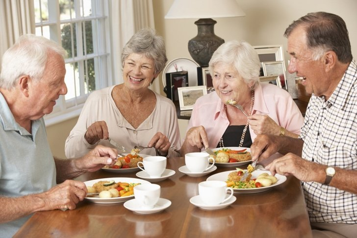How Senior Friendships Promote Healthy Aging
