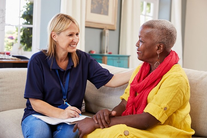 How Social Workers Help Connect Older Adults with ...