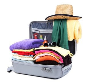 Helping your loved one pack will ensure that he or she brings everything necessary for the trip.