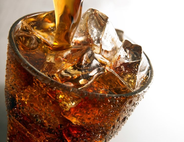 Consumption Of Sugary Drinks May Increase Risk Of Heart Disease