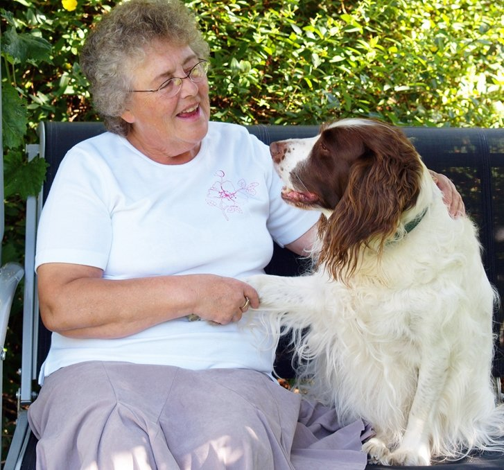 Brighton Gardens residents get petfriendly support