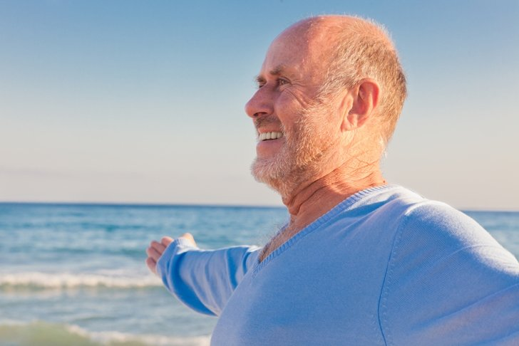 Sunburn, heat stroke and dehydration are all serious concerns for seniors during the summer.