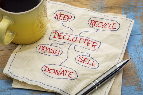 Decluttering and Downsizing for Better Mental Health
