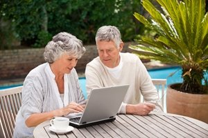 Seniors Gain Confidence In Internet Usage