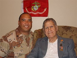 Honored To Serve Our Veterans: Sergeant Albert Chavarria, Jr.