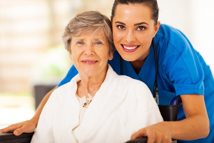 Recognizing Home Health Aides During National Home Care Month