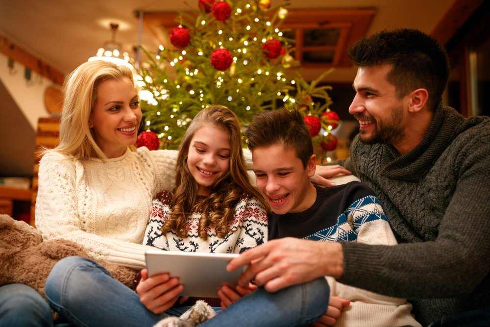 Virtual Holiday Party Ideas For Your Family