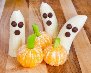 3 Reduced-Sugar Treats for Halloween