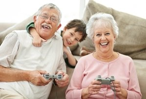 Game On: 4 Benefits Of Video Games For Senior Health