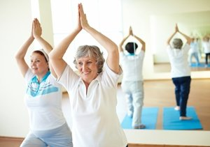 Regardless of age, activity is always a factor of good health. However, as  people age they become less active for a variety of reasons.
