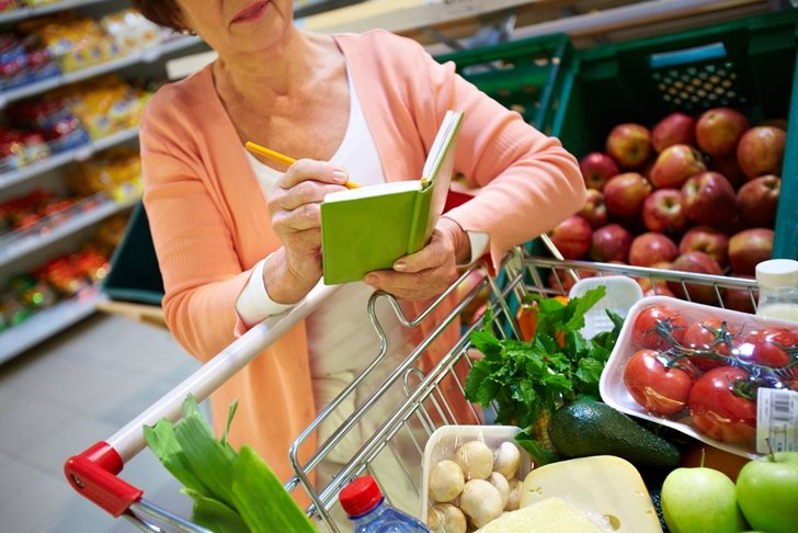 Ensure your overall health as you age with these eating tips.