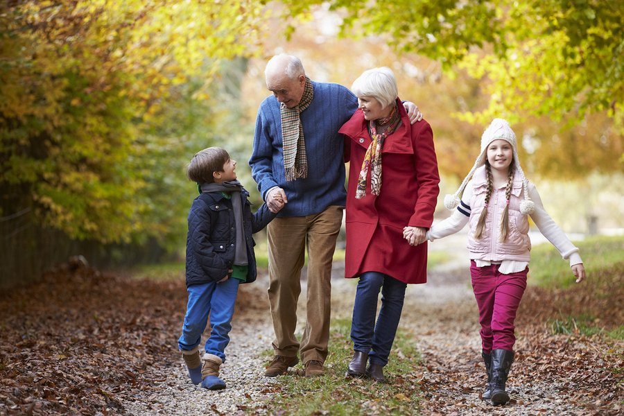 Intergenerational Activities to Promote Family Bonding