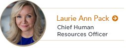 Laurie Pack | Chief Human Resources Officer