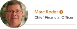 Marc Roder | Chief Financial Officer