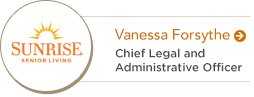 Vanessa Forsythe | Chief Legal & Administrative Officer