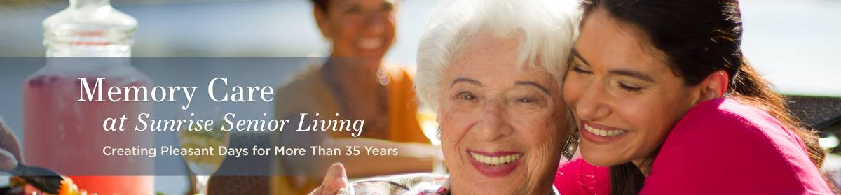 Memory Care, 35th Anniversary