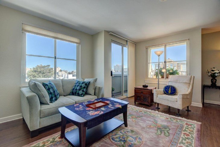 One Bedroom Condo at The Carlisle
