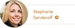 Senior Living Counselor, Stephanie Sanderoff