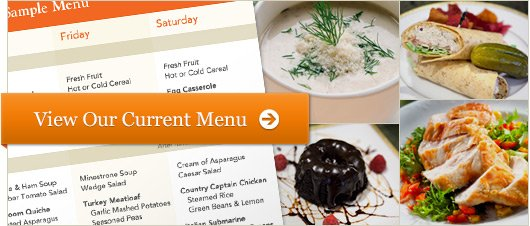 View A Sunrise Sample Daily Menu