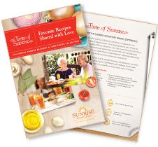 Taste of Sunrise 2015 Cookbook