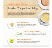 Sunrise Companion Living