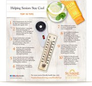 Helping Seniors Stay Cool