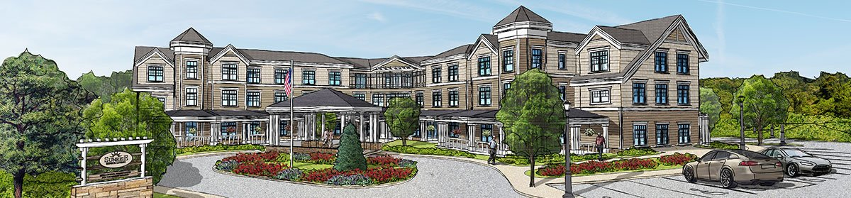 Fairfield Development Community Rendering