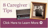 8 Caregiver Tips