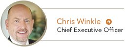 Chris Winkle Chief Executive Officer