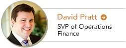 David Pratt Senior Vice President of Operations Finance