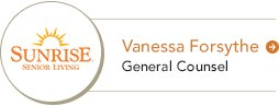 Vanessa Forsythe General Counsel