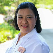 Leticia Montes, Dining Room Housekeeping Coordinator